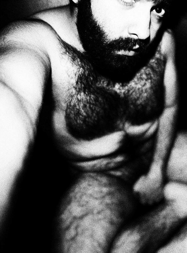 Self Artistic Nude Photo by Photographer kunstmann