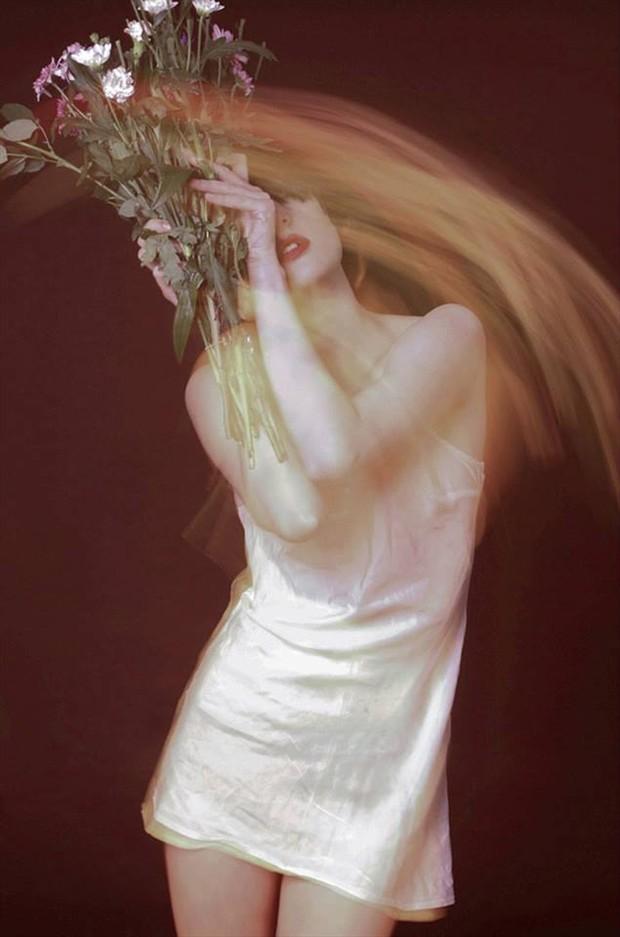 Self Portrait Expressive Portrait Photo by Photographer LisaLeverseidge