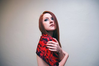 Self Portrait Glamour Photo by Photographer That Redhaired Girl's Photography