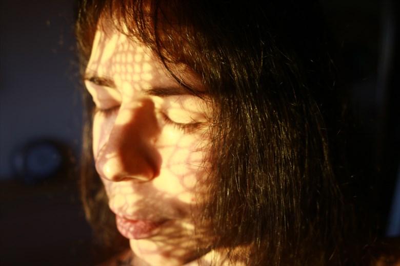 Self portrait Self Portrait Photo by Model Leaf