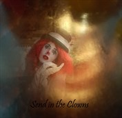 Send in the Clowns Expressive Portrait Artwork by Photographer Howie