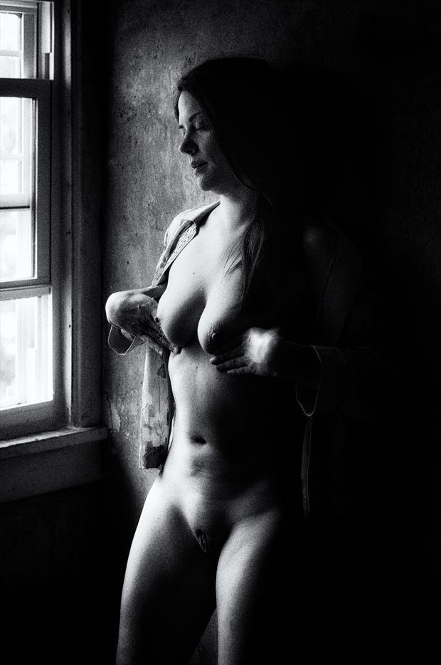 Sensing  Erotic Photo by Model JessicaKlaus