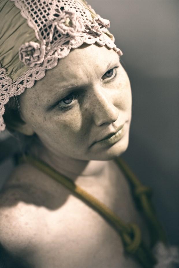 Sensual Alternative Model Photo by Photographer Kelly Rae Daugherty