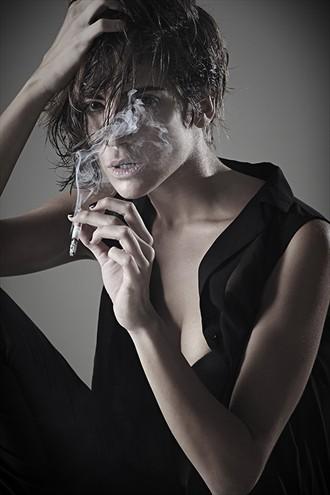 Sensual Alternative Model Photo by Photographer Michelangelo