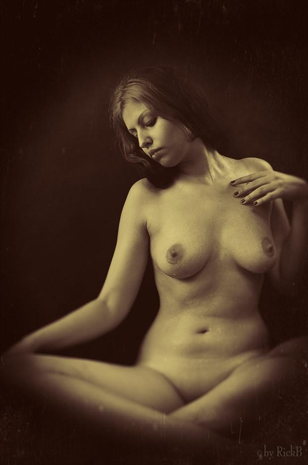 Sensual Artistic Nude Photo by Photographer RickB