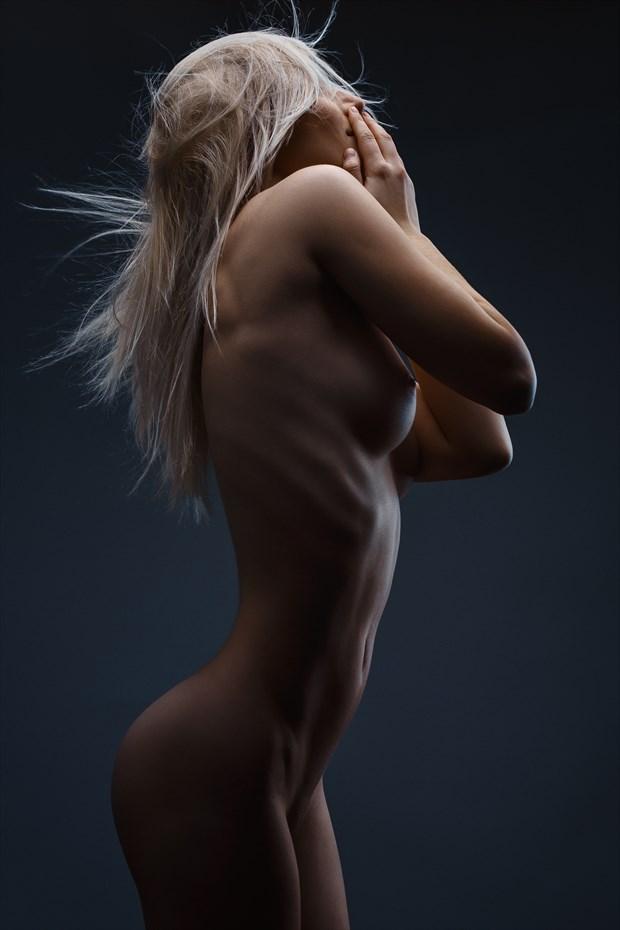 Sensual Beauty Artistic Nude Photo by Photographer Martin Krystynek