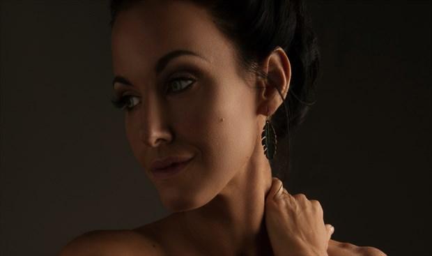 Sensual Close Up Photo by Model AnayaVivian