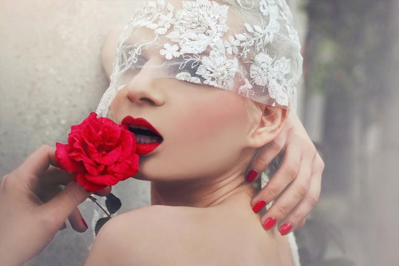 Sensual Close Up Photo by Model alissa