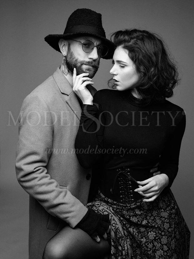 Sensual Couples Photo by Model H%C3%A9rodiade
