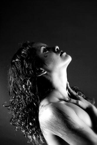 Sensual Emotional Photo by Model Zazyl