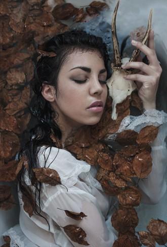 Sensual Experimental Photo by Photographer Ana Mereuta