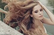 Sensual Expressive Portrait Photo by Model Alessandra