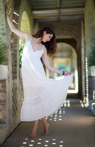 Sensual Fashion Photo by Model Breanna Marie