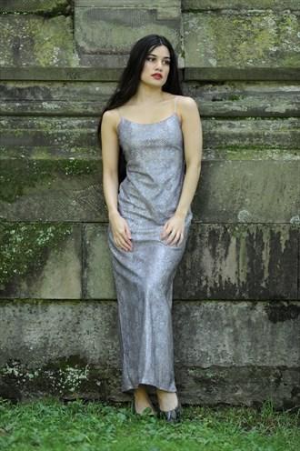 Sensual Fashion Photo by Model Noela Meida