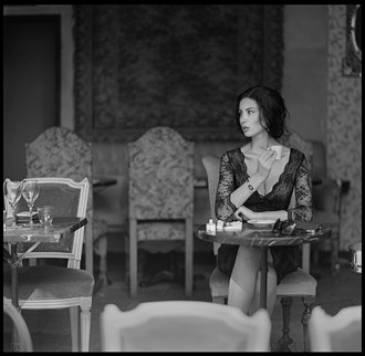 Sensual Fashion Photo by Photographer Radoslaw Pujan