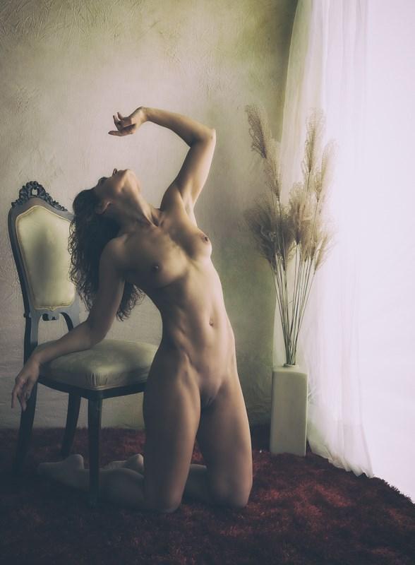 Sensual Figure Study Artwork by Photographer CM Photo