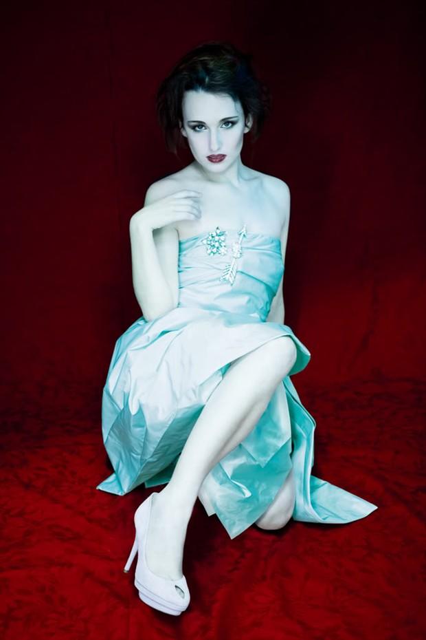 Sensual Glamour Photo by Model Axioma