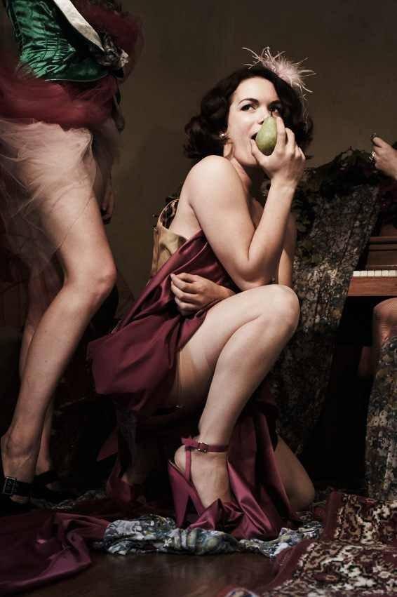 Sensual Glamour Photo by Model TrixieShiksa