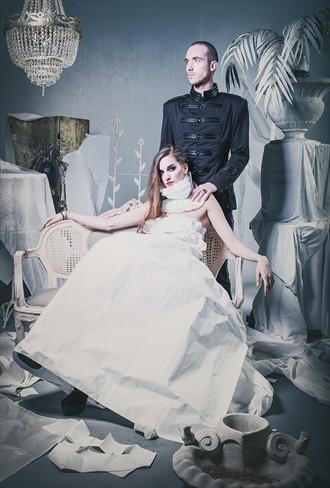Sensual Glamour Photo by Photographer san francisco