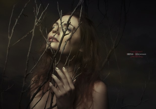 Sensual Gothic Photo by Photographer Christian Melfa
