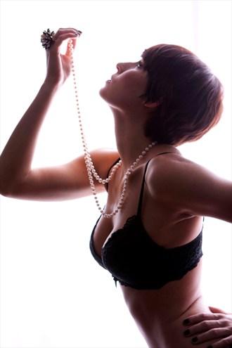 Sensual Implied Nude Artwork by Photographer Jason kimmel
