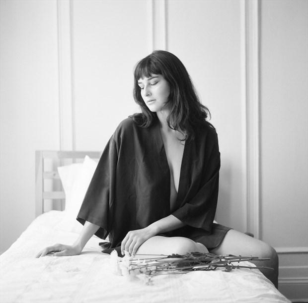 Sensual Implied Nude Photo by Model Mayatihtiyas