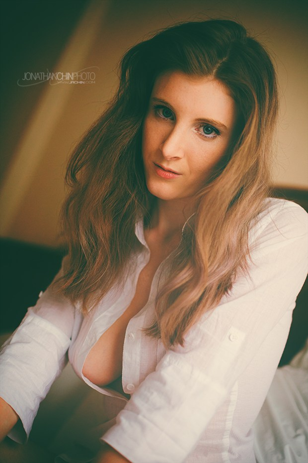 Sensual Implied Nude Photo by Photographer Jonathan Chin