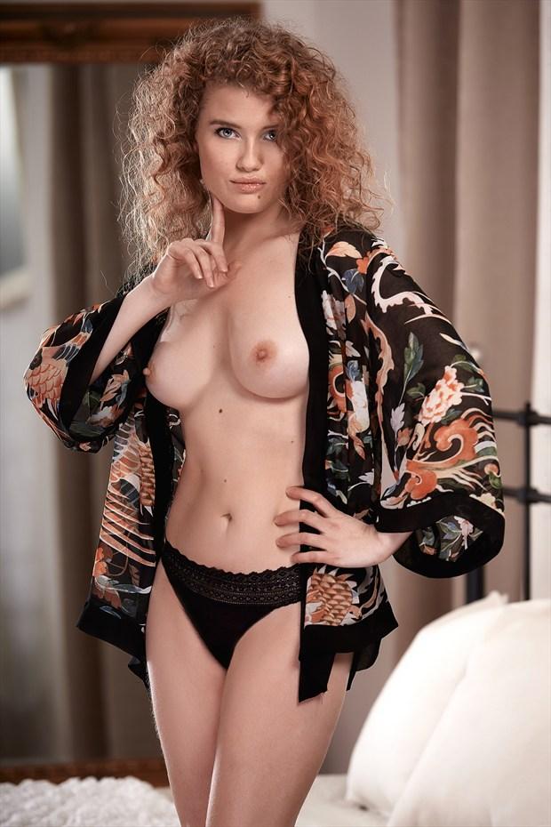 Sensual Photo by Model Rakel Osk