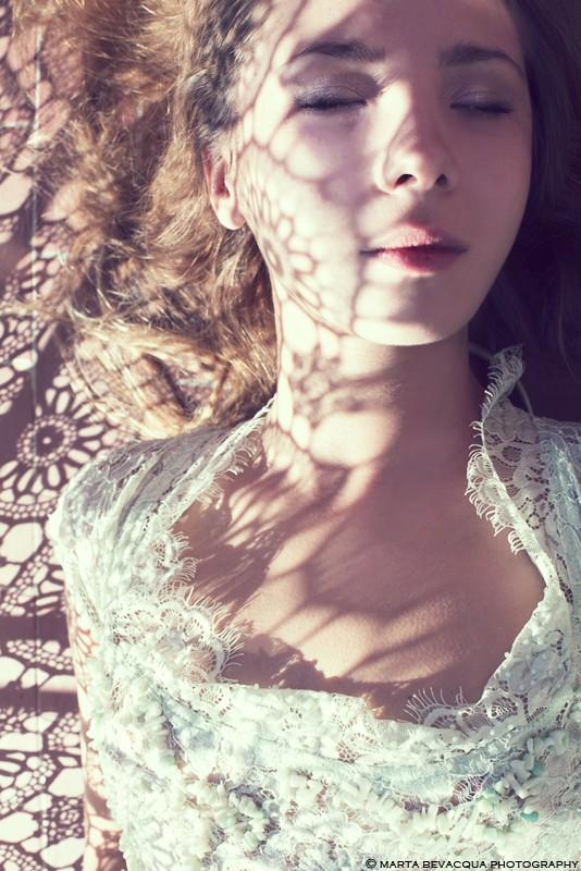 Sensual Portrait Photo by Model Alleria