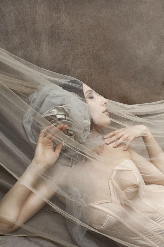Sensual Portrait Photo by Model Anoush A