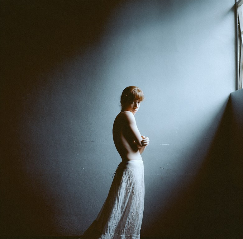 Sensual Portrait Photo by Model Liv Sage