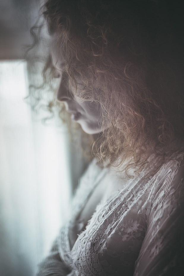 Sensual Portrait Photo by Model Lorelai