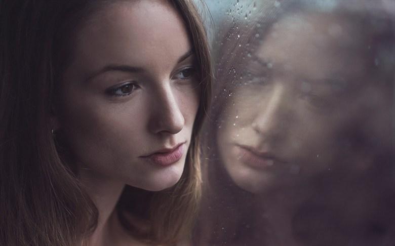 Sensual Portrait Photo by Model MaryCeleste