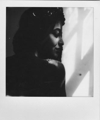 Sensual Silhouette Photo by Model Lorelei Black