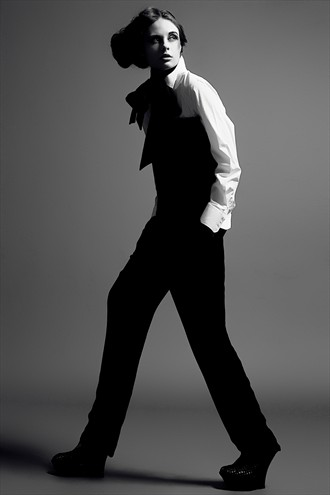 Sensual Silhouette Photo by Photographer Michelangelo