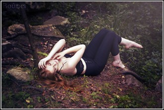 Sensual Soft Focus Photo by Photographer Bounet