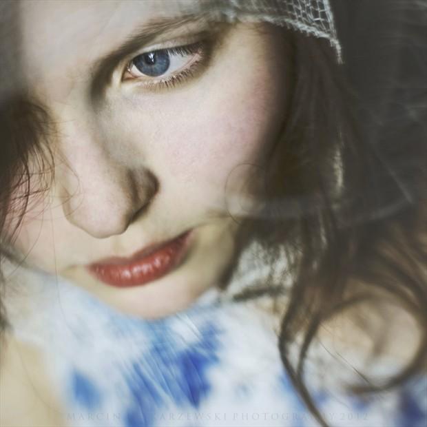 Sensual Soft Focus Photo by Photographer Marcin Laskarzewski