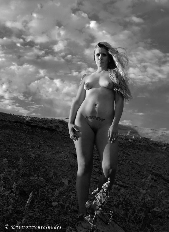 Settled Contemplation  Artistic Nude Photo by Photographer Environmentalnudes