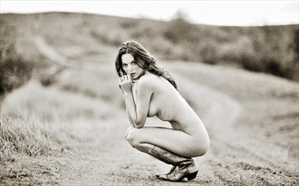 Seven Weeks Artistic Nude Photo by Photographer Amedeus