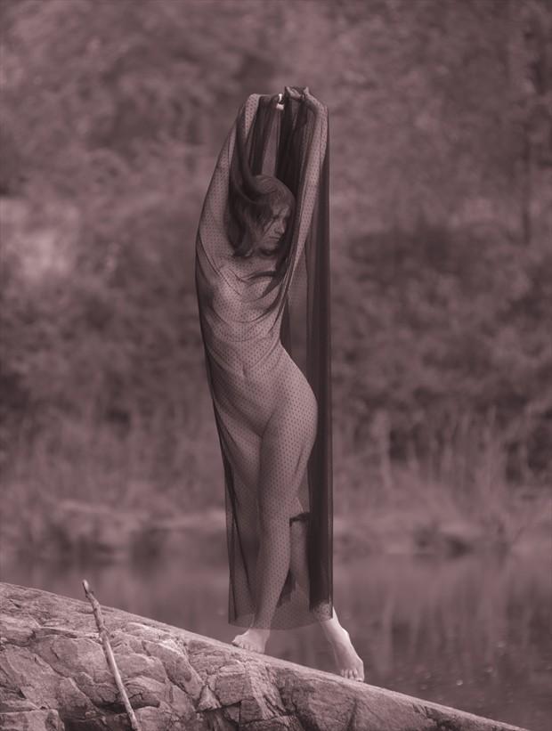 Shade Artistic Nude Photo by Model Arshae Morningstar