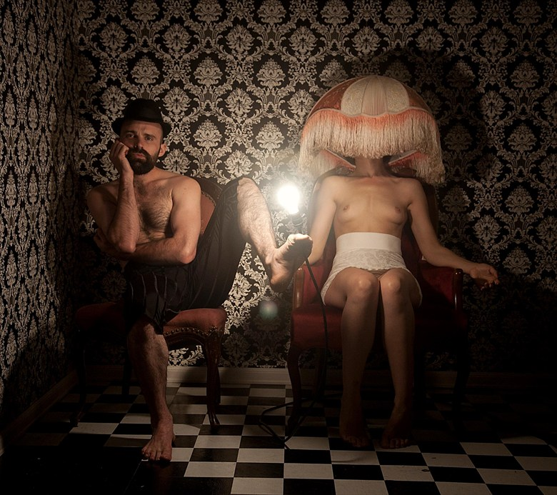 Shade Couples Photo by Model A K Arts
