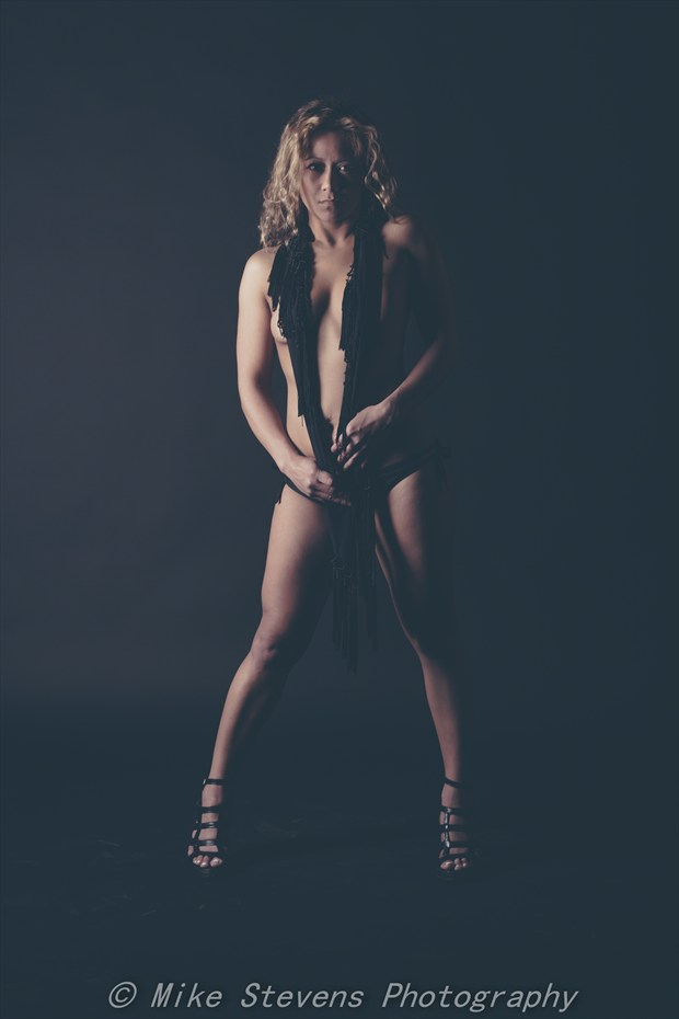 Shadow Play Glamour Photo by Photographer Mike Stevens