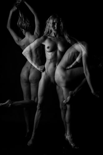 Shadow Walkers   FreeSpirit   I Artistic Nude Photo by Photographer Oliver Godby
