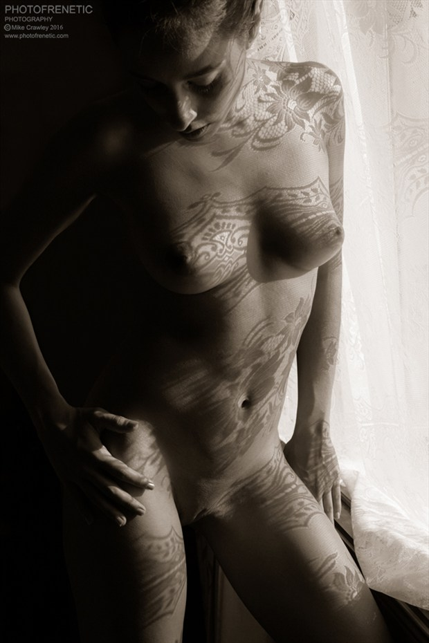 Shadows 2 Artistic Nude Photo by Photographer Photofrenetic