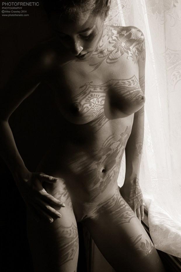 Shadows 2 Artistic Nude Photo by Photographer Photofrenetic