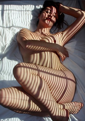 Shadows Artistic Nude Photo by Photographer Naked