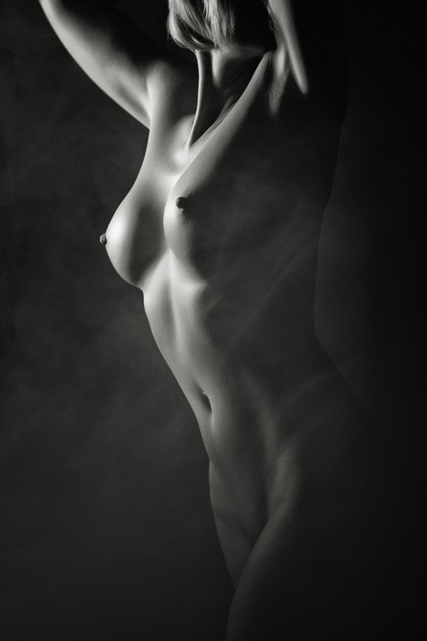 Shadows Artistic Nude Photo by Photographer Omega Photography