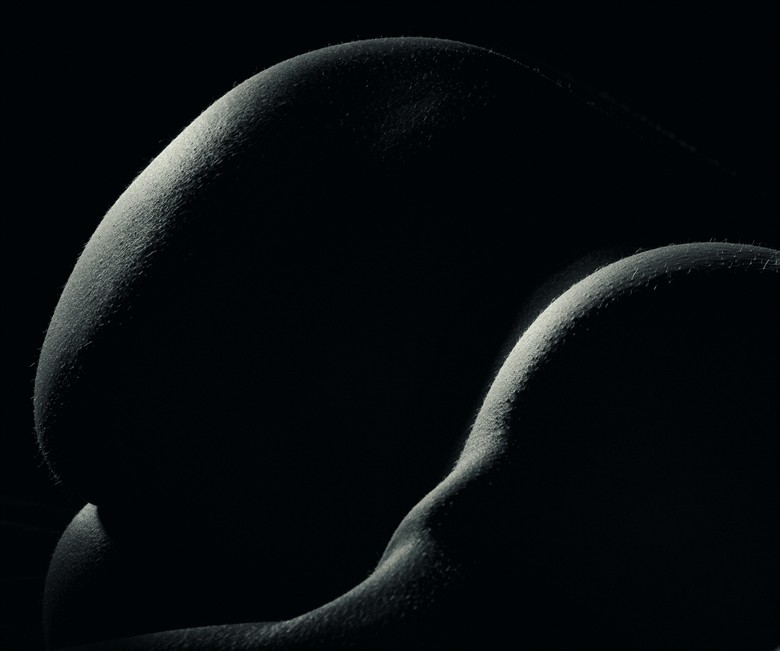 Shadowscape Artistic Nude Photo by Photographer Andy G Williams