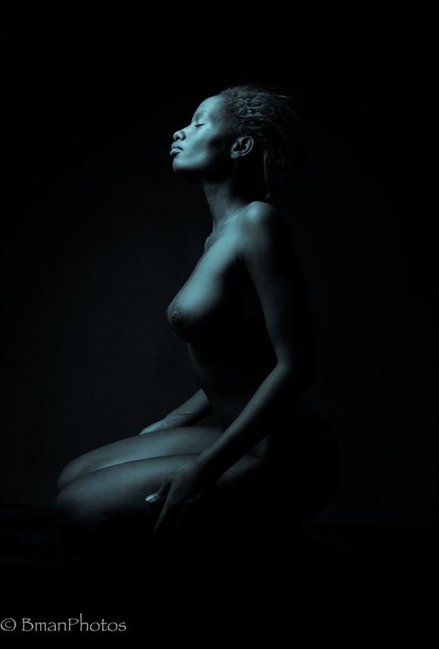 Shasta Wonder Artistic Nude Photo by Photographer BmanPhotos