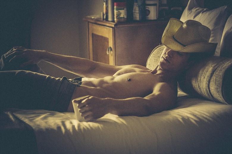 Shawn Alff Erotic Photo by Artist April Alston McKay